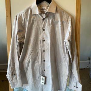 NWT Men's dress shirt